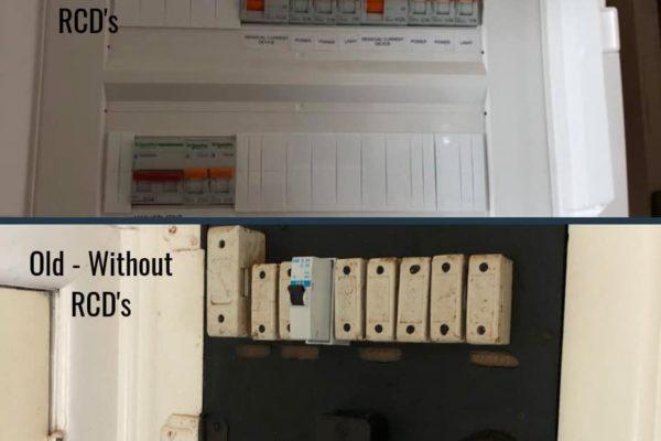 switchboard power fail