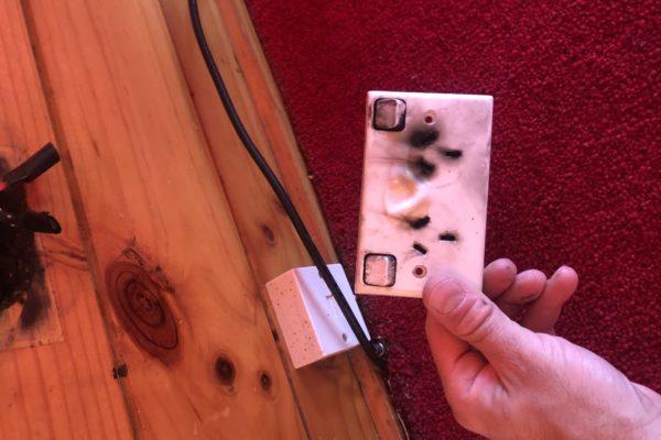 scorched socket
